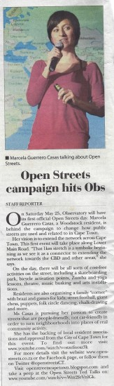 2013-05-24 Tatler, Open Streets capaign hits Obs, Page 14