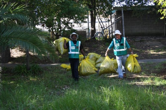 Rondebosch Station clean-upIMG_1533